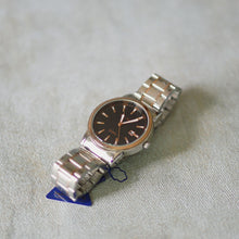 Load image into Gallery viewer, Jean Alexis Luxury Watch GST JA012 Black Dial (Man) Rosegold Hands