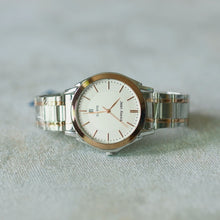Load image into Gallery viewer, Jean Alexis Luxury Watch GST JA018 White Dial (Man) Rosegold Hands