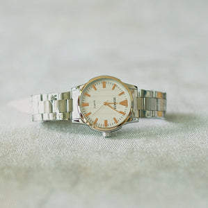 Mirata Classic Watch GS MR8034 White Dial (Man)