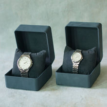 Load image into Gallery viewer, Jean Alexis Luxury Watch GT JA019 White Dial (Man) Silver Hands