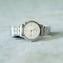Load image into Gallery viewer, Jean Alexis Luxury Watch GT JA002 White Dial (Man) Rosegold Hands