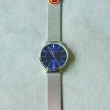 Load image into Gallery viewer, Positif Watch PS-7022 Blue Dial (Pria)