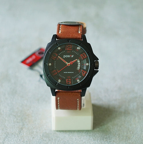Positif Leather Water Resistant GTF PS60043 CM (Pria)