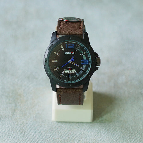 Positif Leather Water Resistant GTF PS60052 TB (Pria)