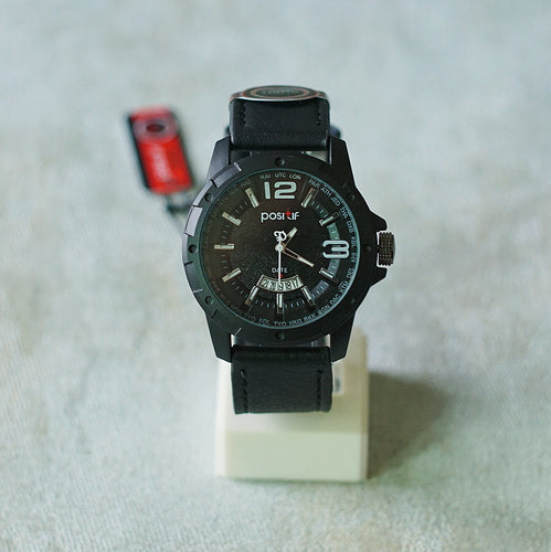 Positif Leather Water Resistant GTF PS60052 HP (Pria)