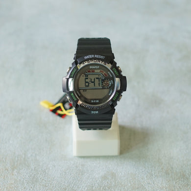 Positif Digital Water Resistant PS612 BDG - Green