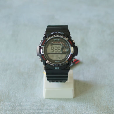 Positif Digital Water Resistant PS612 BDG - Red