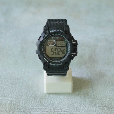 Positif Digital Water Resistant PS638 DG - Black