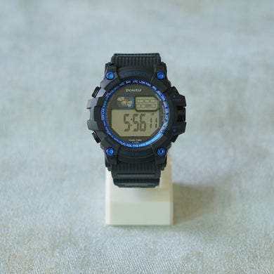 Positif Digital Water Resistant PS638 DG - Blue