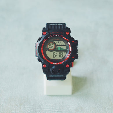 Positif Digital Water Resistant PS640 DG - Red