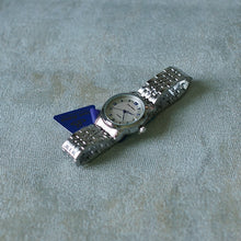 Load image into Gallery viewer, Jean Alexis Luxury Watch LT JA003 White Dial (Wanita) Blue Hands