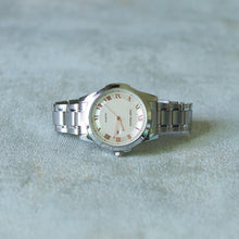 Load image into Gallery viewer, Jean Alexis Luxury Watch GT JA008 White Dial (Man) Rosegold Hands