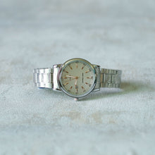 Load image into Gallery viewer, Jean Alexis Luxury Watch GT JA012 White Dial (Man) Rosegold Hands
