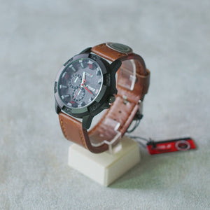 Positif Leather Water Resistant GTHF PS60034 PCM (Pria)