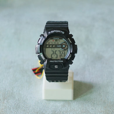 Positif Digital Water Resistant PS636 DG - Black