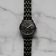 Load image into Gallery viewer, Jean Alexis JARL LHT JA114 - Prestige Edition - Black Stainless Steel Strap - Black Case - Black Dial (30mm)