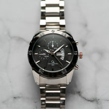 Load image into Gallery viewer, Christyan Arden DAYDATE EDITION CA8604 GTH - Black Dial (46mm)