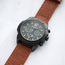 Load image into Gallery viewer, POSITIF Active Chrono Vegan Leather GFC PS60046 CK (Pria)