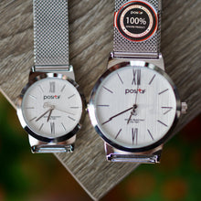 Load image into Gallery viewer, Positif Watch PS-7001 White Dial (Pria)