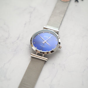 Positif Watch PS-7026 Blue Dial (Pria)