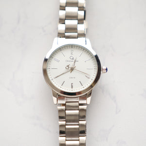 Christyan Arden Luxury Collection CA001N White Dial (Pria)