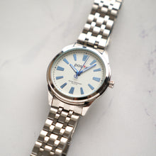 Load image into Gallery viewer, Positif Classic Watch PS4114 White Dial (Pria)