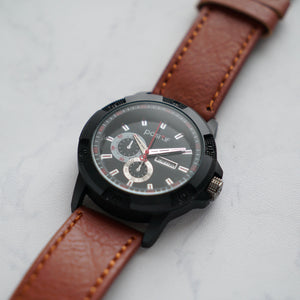 Positif Leather Water Resistant GTHF PS60041 PCM (Pria)
