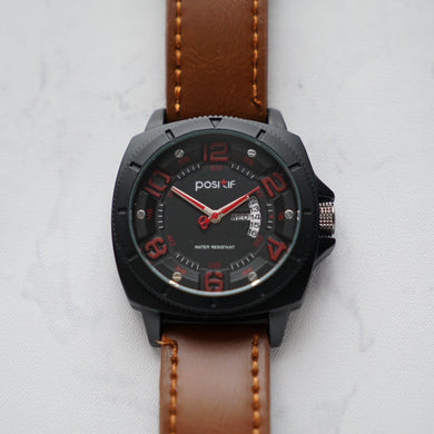 Positif Leather Water Resistant GTHF PS60042 PCM (Pria)