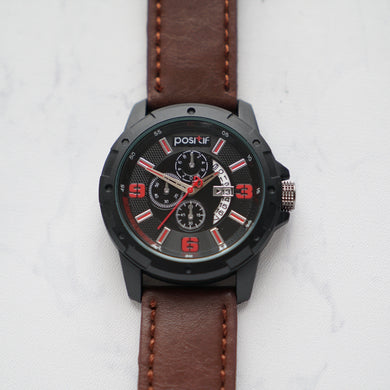 Positif Leather Water Resistant GTF PS60046 TM (Pria)