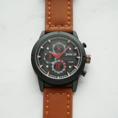 Positif Leather Water Resistant GF PS-9050 CM (Pria)