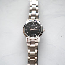 Load image into Gallery viewer, Positif Classic Watch PS-P007G Black Dial (Pria)