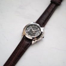 Load image into Gallery viewer, Christyan Arden Full Grain Leather CA2218 Brown - Black Dial (Wanita)
