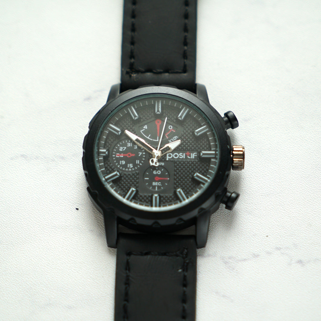 Positif Leather Water Resistant GF PS-9070 HP (Pria)