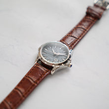 Muat gambar ke penampil Galeri, Christyan Arden Full Grain Leather CAP003A Brown - Black Dial (Wanita)