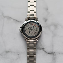Load image into Gallery viewer, Jean Alexis ODIN LT JA104 - Prestige Edition - Silver Stainless Steel Strap - Silver Case - White Dial (33mm)