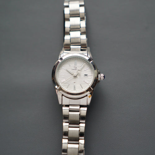 Christyan Arden Luxury Collection CA8077 White Dial (wanita)