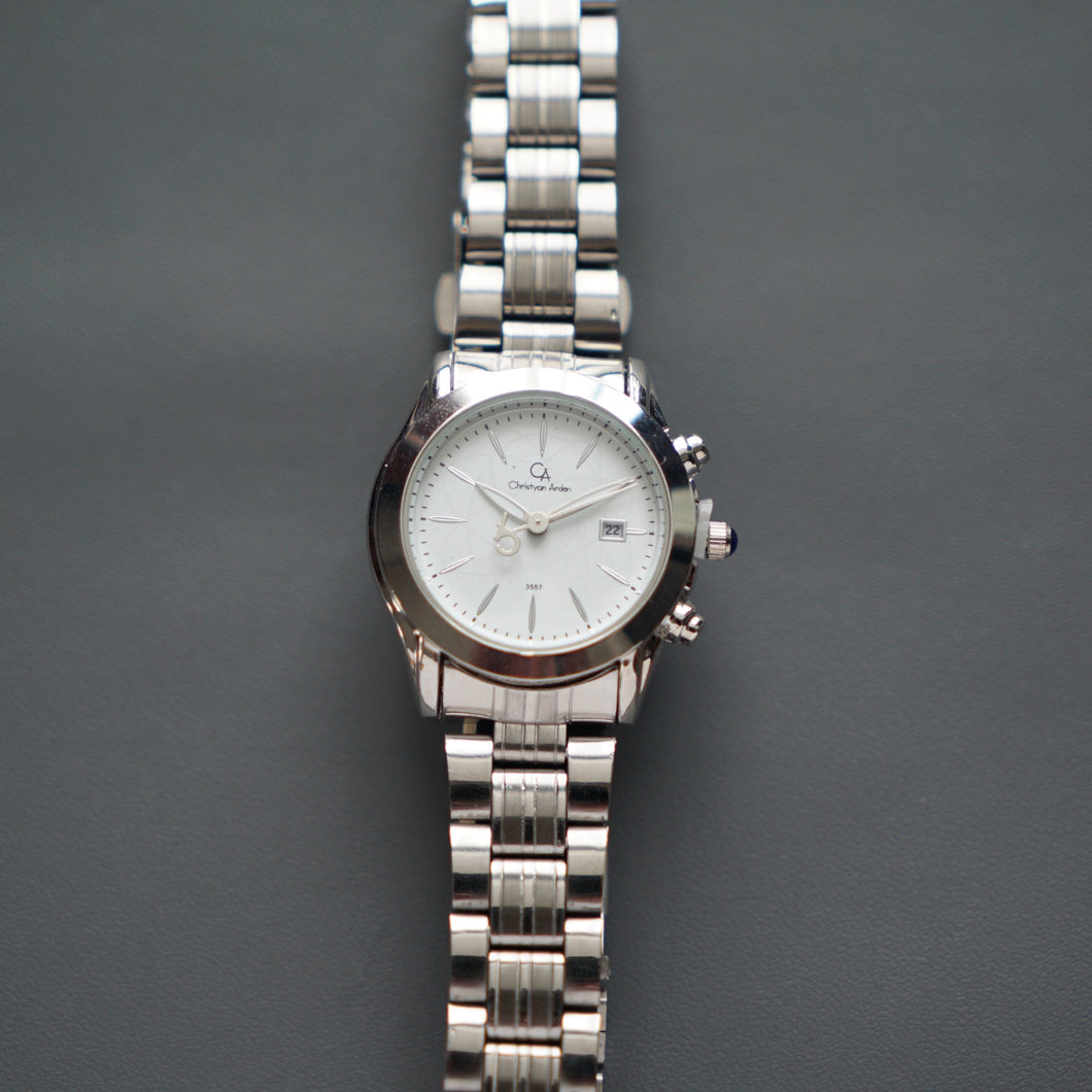 Christyan Arden Luxury Collection CA3557 White Dial (Wanita)