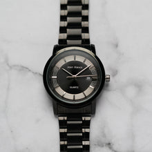 Load image into Gallery viewer, Jean Alexis RANGUALD GHT JA106 - Prestige Edition - Black Stainless Steel Strap - Black Case - Black Dial (43mm)