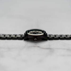 Jean Alexis RANGUALD LHT JA106 - Prestige Edition - Black Stainless Steel Strap - Black Case - Black Dial (33mm)
