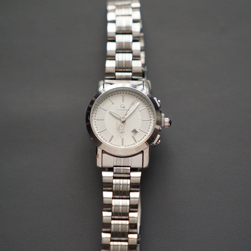 Christyan Arden Luxury Collection CA8076 White Dial (Wanita)