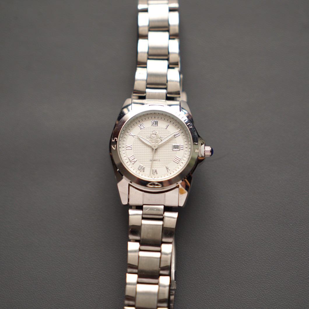 Christyan Arden Luxury Collection CA-001 White Dial (Wanita)