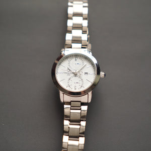 Christyan Arden Luxury Collection CA2492 White Dial (Wanita)