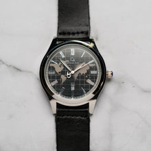 Load image into Gallery viewer, Christyan Arden Full Grain Leather CA3713 Black - Black Dial (Pria)