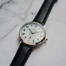 Load image into Gallery viewer, Christyan Arden BELEN CA3106 - Around The World Edition - White Dial - Black Strap (Pria)