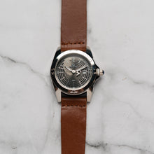 Muat gambar ke penampil Galeri, Christyan Arden Full Grain Leather CA2452 Brown - Black Dial (Wanita)