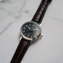 Load image into Gallery viewer, Christyan Arden BELEN CA3106 - Around The World Edition - Black Dial - Brown Strap (Wanita)