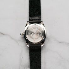 Load image into Gallery viewer, Christyan Arden Full Grain Leather CA5045 Black - Black Dial (Wanita)