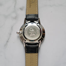 Load image into Gallery viewer, Christyan Arden VASILIOS CA3107 - Around The World Edition - White Dial - Brown Strap (Pria)