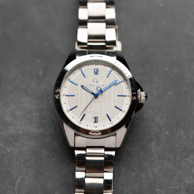 Christyan Arden CA8053 White Dial (Pria)