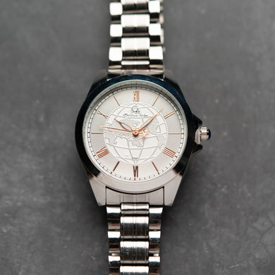 Christyan Arden CA8044 White Dial (Pria)